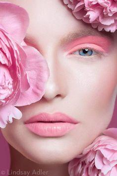 ~Lindsay Adler -Fashion Photo    Pretty in Pink