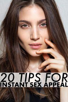 sexy beauty tips