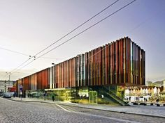 Stunning Modern Building Breathes New Life Into Bergen's Historic Fish Market