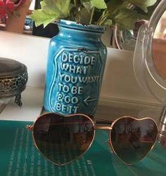 b6d9b6c80 lojinha meu trevo. óculos coração