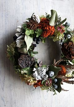Dry Flowers, Christmas Wreaths, Floral Wreath, Herbs, Holiday Decor, Home Decor, Dried Flowers, Flower Preservation, Floral Crown