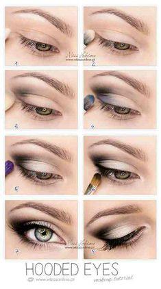 eye makeup tutorial #Beauty #Trusper #Tip