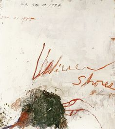 """fabra-ars: """" Cy Twombly """""""