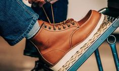 We suspect the current crop of Nordstrom Rack sales means they're trying to clear up valuable space on the shelves, but we can't confirm or deny that for sure. Leather Sneakers, Leather Boots, Best Bourbons, Arm Guard, Red Wing Boots, Good Cigars, Boots For Sale, Timberland Boots, Nordstrom Rack