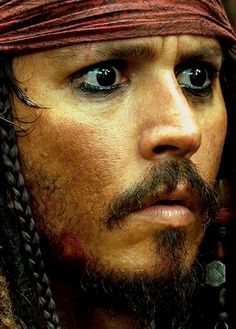 Jack's face when Will gets stabbed by Davy Jones....when we find out that he has a heart!