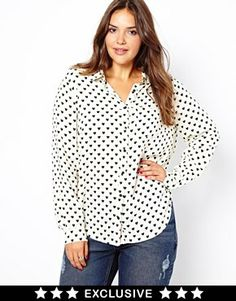 Obsessed with ASOS Curve. Their plus size clothing is so stylish!