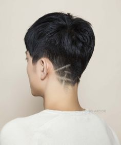 graffiti cut #men #man #hair #beauty #cut #chahongardor