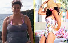 How This Model and Actress Lost More Than 100 Pounds