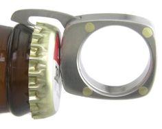 Titanium Ring Unfolds Like A Swiss Army Knife
