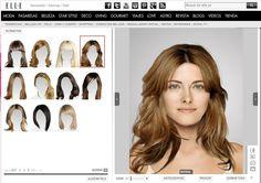 Encuentra tu corte de pelo ideal con Cambia de look de Elle | Cuidar de tu belleza es facilisimo.com