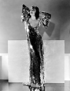 theclutteredclassicattic:    Lupe Velez, 1930s
