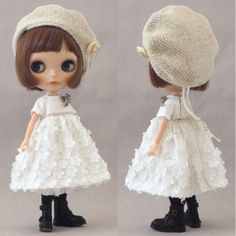 ** Blythe outfit ** Lucalily 548 **_画像