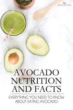 Everything you've ever wanted to know about the goodness of one of the world's best foods, avocados. Health Benefits. Nutrients. Facts. Recipes. Click through to see you should be eating avocados. Pin it now and read it later.