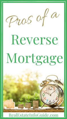 There's no getting away from it, a reverse mortgage is an attractive proposition, especially if you are an elderly homeowner with a fixed income and growing outgoings. But does this mean that a reverse mortgage is a good idea? There are of course some positives to a reverse mortgage: Click the link to read more! #RealEstate #REIG #ReverseMortgage #HomeOwner #Mortgage #RealEstateTips #Seniors #SeniorCitizen Home Buying Tips, Home Selling Tips, Real Estate Articles, Real Estate Tips, Real Estate Investor, Real Estate Marketing, Home Financing, Advertise Your Business, First Time Home Buyers
