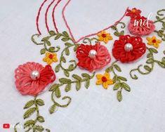 new brazilian embroidery patterns Brazilian Embroidery Stitches, Crewel Embroidery Kits, Hand Embroidery Videos, Embroidery Stitches Tutorial, Embroidery Flowers Pattern, Vintage Embroidery, Embroidery Supplies, Embroidery Ideas, Machine Embroidery