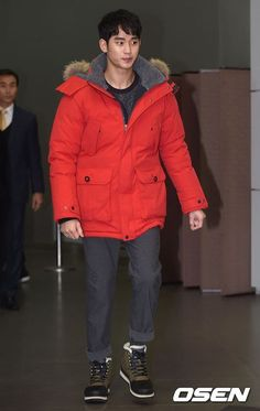 "nice Su-hyun went fansayn brand ""Beanpole Outdoor"""