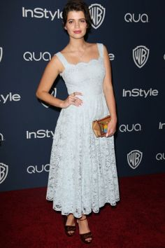 Pixie Geldof At The Warner Bros & InStyle After-Party