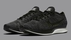 Nike Flyknit Racer Black Knit by Night 526628-005 | Sole Collector