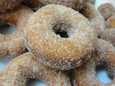 C Mom Cook: Sourdough Surprises #1 - Sourdough Donuts