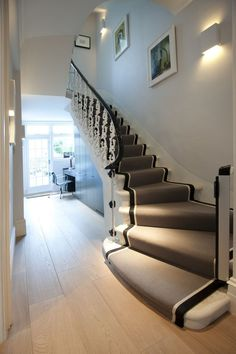 create open staircase