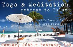 Tulum Riviera Maya Yoga Retreat