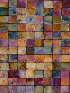 Sabine Portela. LOVE the colors!!
