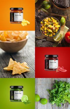 Chips & Salsa — The Dieline - Branding & Packaging Design