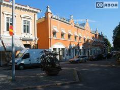 Linnankatu-The Castle Street