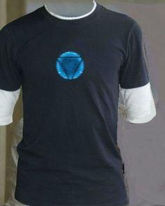 0db7a2991 44 Best Tony Stark iron man tee shirts images | Mens tee shirts ...