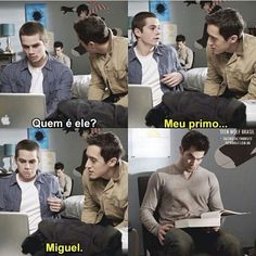 Find images and videos about photography, funny and teen wolf on We Heart It - the app to get lost in what you love. Teen Wolf Memes, Teen Wolf Tumblr, Teen Wolf Funny, Teen Wolf Scott, Teen Wolf Stiles, Fanfic Teen Wolf, Alisson Teen Wolf, Meninos Teen Wolf, Dylan Obrian