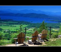 Photo By Waterfall Guy. Mt Philo - Vermont