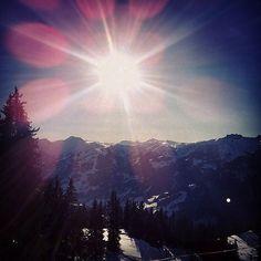 Skiing In Austria Salzburg, Austria, Skiing, Tours, Celestial, Explore, Sunset, Outdoor, Ski