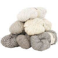 Fibra Natura Shepherd's Own Wool Yarn Shepherd's own is a natural undyed wool yarn. All the colors are natural colors of sheep wool. Knit into warm garments and accessories. This yarn gives your knits a beautiful rustic touch! Wool Yarn, Knitting Yarn, Yarn Store, Sheep Wool, All The Colors, Throw Pillows, Make It Yourself, Handmade, Spanish