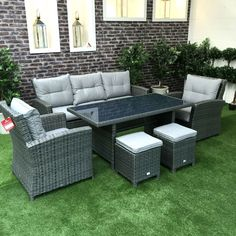 supremo ashbourne lounge dining set - Google Search