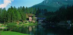 Lago di laux, Italy