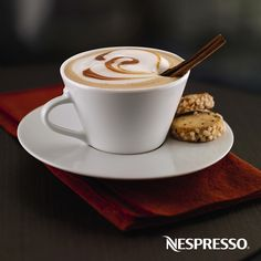 Ultimate Coffee Creations by Nespresso | Breakfast without Nespresso is just milk and cereal. Click here to discover a collection of the ultimate espresso based recipes.
