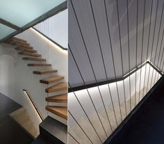Hall Tobin Stair by Sam Crawford Architects