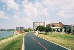 Bike Path, Evansville, Indiana