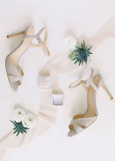 The wedding of Marine and Bruno will travel you to the wonderful island of Corfu! The two lovebirds wanted to celebrate their love with a chic minimal Unique Wedding Shoes, Designer Wedding Shoes, Trendy Wedding, Summer Wedding, Full Gown, Types Of Gowns, Traditional Gowns, Bridal Skirts, Bridal Cape