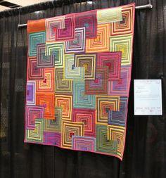 knit blanket.