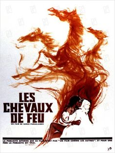 Shadows of Forgotten Ancestors poster from France