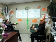 Halloween spirit and pumpkin seeds at Roseville Chrysler Jeep Dodge Ram!