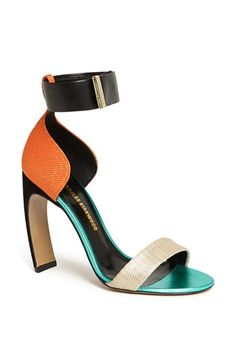 Shop now: Ankle Cuff Sandal
