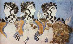 Los Minoicos, ¿Los verdaderos Atlantes?   Gran Misterio