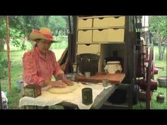 Chuck Wagon Cooking in Texas: Video 2: See how it all turns out!