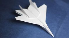 origami jet rectangle - Google Search