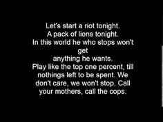 Gavin DeGraw - Fire lyrics on screen - YouTube