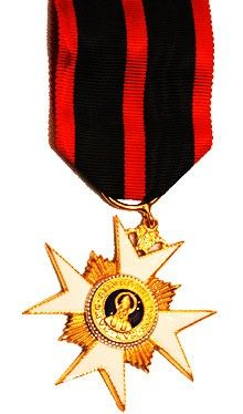 Vatican - Knight's cross of the Order of St. Sylvester (Ordo Sanctus Silvestri Papae) 1841
