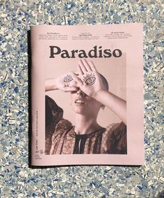 Got my coffee, got my @paradiso_magazine_ , got my sunshine - I'm ready to roll! Come on Thursday, let's make it great! ☕️✌…
