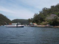 M.V. Macquarie Princess on the Hawkesbury River